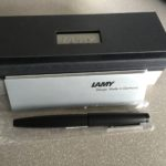Lamy 2000 with box